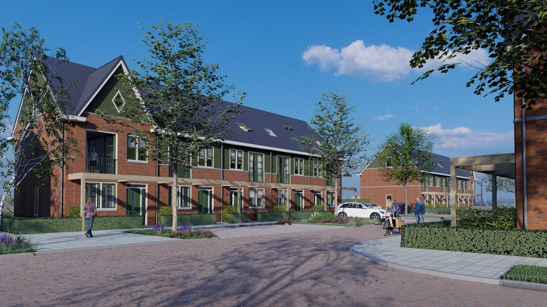 In verkoop: geweldig wonen in Spoordijk